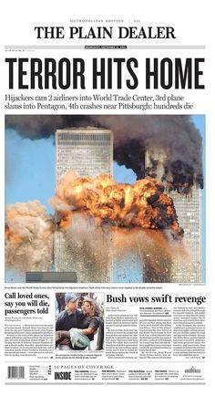 The Cleveland Plain Dealer: September 12, 2001