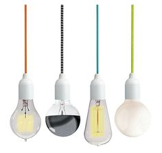 Nud Collection Classic Pendant Light White