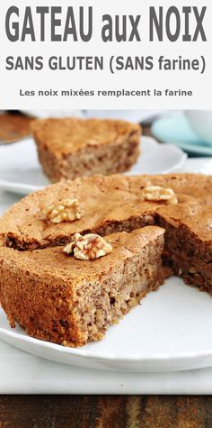 Healthy Cooking, Healthy Recipes, Dessert Sans Gluten, Passover Recipes, Banana Bread, Food To Make, Bakery, Food And Drink, Low Carb