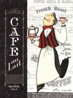 Cafe chef