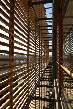 Passive Double Skin | Hotel NOI / Jorge Figueroa + Asociados Arquitectos