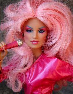 Jem The Holograms - 2012 Integrity toys dolls hasbro - fashion royalty
