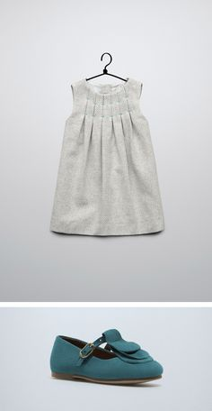 Cute pleated dress