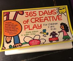 365 Parenting: 365 Days of Creative Play : For Children 2 Years and Up by Sheil… 1570710295 | eBay
