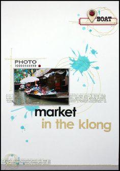 Market in the Klong