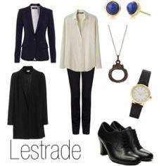 Sherlock Fashion