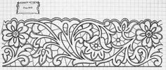 . Cutwork Embroidery, Indian Embroidery, Vintage Embroidery, Embroidery Stitches, Embroidery Patterns, Lacemaking, Parchment Craft, Point Lace, Cut Work