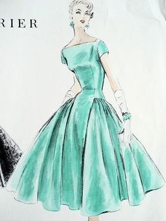 I can make this dress!  #candigardenparty