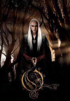Lord of Mirkwood by Pelegrin-tn.deviantart.com on @DeviantArt