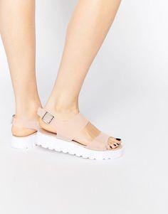 ASOS FLYNN Jelly Sandals