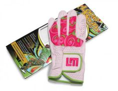 Mens & Womens Golfing Gloves by Loudmouth Golf - Cotton Candy.  Buy it @ ReadyGolf.com