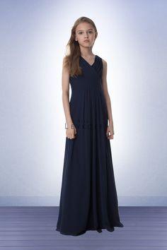 Bill Levkoff Junior Bridesmaid Style 15402 | Perfect Bridal