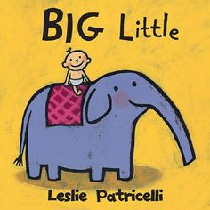 Today's Kindle Kids Daily Deal is four of Leslie Patricelli's Board Books for $1.99 apiece.