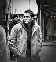 Deck Jacket N1 Paul Newman