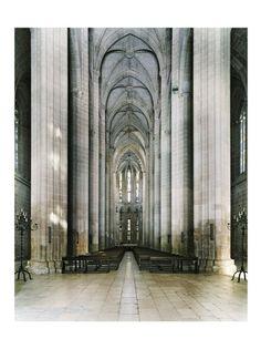 Candida Höfer (b. 1944): Mosteiro da Batalha 2006