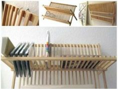 26 simple yet wonderful ideas for your interior Home Design Decor, House Design, Interior Design, Home Decor, Do It Yourself Projects, Organization Hacks, Apartment Living, Declutter, Clothes Hanger