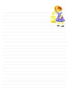 Freule van Piepenstein: Freebees - free letterpaper to download for snailmail - writingpaper