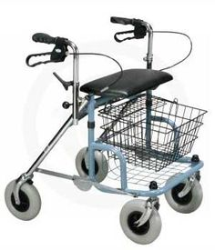 WIinnie Walker, EXP Steel Heavy Duty Bariatric Rollator $249.00 FREE Shipping from uCan Health || The heavy duty bariatric rollator features adjustable width allows entry into narrow doorways.