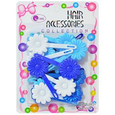 Kid Flower Barrettes-Choose Your Style! Duck Bill, History For Kids, Kids Hair Accessories, Hair Barrettes, Bobby Pins, Balls, Little Girls, Flowers, Style