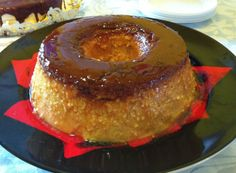 Pudim de Leite Condensado - Portuguese Recipe