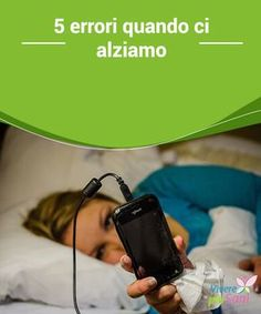 5 #errori quando ci #alziamo La #mattina appena #svegli siamo soliti commettere alcuni errori; vediamoli!
