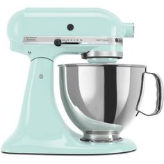 Cooks and foodies alike love KitchenAid mixers. It's a great investment that your loved one will use for years to come.