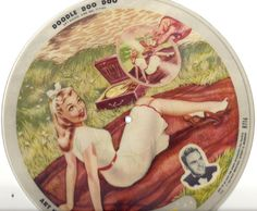1940s Vogue Picture record  Price Reduced by NX211 on Etsy, $35.00