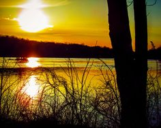Sunset On First Day of Spring by CRGPhotography on DeviantArt