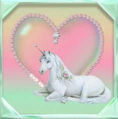 glitter unicorn gifs - Buscar con Google