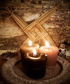 Three Sacred Fires Incense for the Goddess Brigid, Imbolc, Creativity, Smithing, Hearthcraft.  - Etsy
