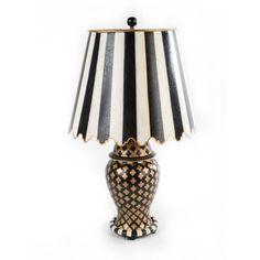 MacKenzie-Childs Quatrefoil Table Lamp - Small