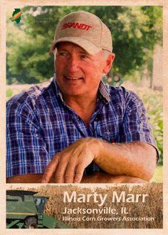Meet the Farmer Marty Marr