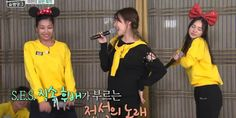 Jessi, Tiffany, and Min Hyo Rin have a ball singing along to S.E.S! | http://www.allkpop.com/article/2016/04/jessi-tiffany-and-min-hyo-rin-have-a-ball-singing-along-to-ses