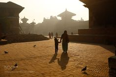 Daily Morning Life in Nepal by SkandaGautam1  http://ift.tt/2lpGfo4