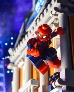 "Simon R on Instagram: """"This is my chance to prove myself"" 🔹 🔹 🔹 🔹 #lego #marveluniverse #legos #legomarvel #toptoyphotos #brickshift #marvel #bricknetwork…"" Lego Marvel, Marvel Comics, All Lego, Top Toys, Everything Is Awesome, Legoland, Lego Creations, Marvel Universe, Legos"