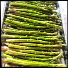 Asparagus.  #vegetable #green #food #vegan #healthy