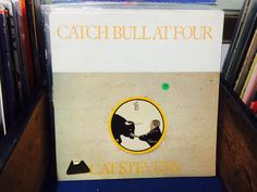 Cat Stevens, Catch Bull At Four vintage/retro vinyl/LP $10. Our Facebook page https://www.facebook.com/Whatever-at-Willunga-118129198383581/timeline/