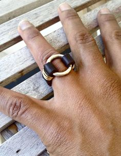 NEW ITEM The Infinity RIng Unisex Made to Order by LairaLou, $78.00