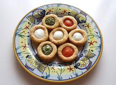 pecorino + sardo + ovis + mollis + salati + tricolori