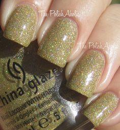 Angel Wings-China Glaze Holiday 2012 Holiday Joy Collection: My Picks!