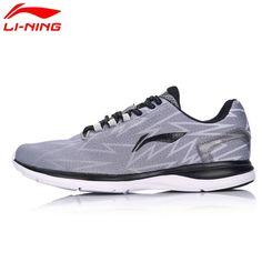 Li-Ning Men s Light Runner Running Shoes Breathable Cushion Sport Shoes  Sneakers ARBM021 XYP493 Li 93773f78731