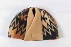 Apache Ponytail Hat