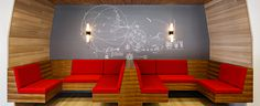Pluralsight Headquarters - Roundhouse Agency