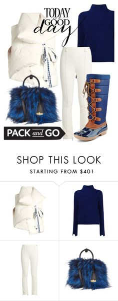 """Untitled #899"" by sugarmoonmama ❤ liked on Polyvore featuring Marques'Almeida, Proenza Schouler, Fusalp and MCM"