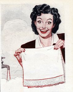 """""""Thanks to amphetamines, getting through wash day is no problem!"""""""