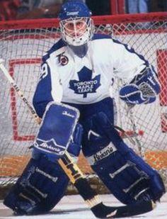 Felix Potvin (1991-1999) Hockey Goalie, Hockey Games, Ice Hockey, Maple Leafs Hockey, Goalie Mask, Felix The Cats, Good Old Times, Cool Masks, Nfl Fans