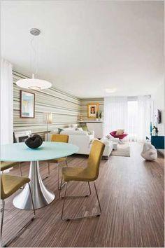 modern appartement interieur van montagna lunga