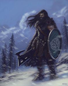 Bear Witcher, Marin Olah