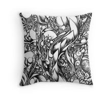 High quality inspired Pillows & Cushions by independent artists and designers from around the world. Black And White Pillows, Doodles, Cushions, Throw Pillows, Life, Design, Toss Pillows, Toss Pillows, Pillows