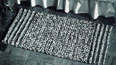 Quickie Rug Pattern